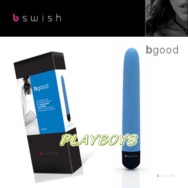 美國時尚藝術Bswish-bgood直條震動棒.