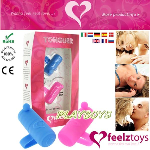 荷蘭feelztoys-Tonguer 舌環震動器-(2入).