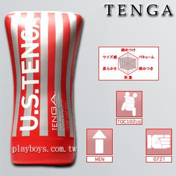 日本 TENGA 體位型飛機杯(美國加大版).