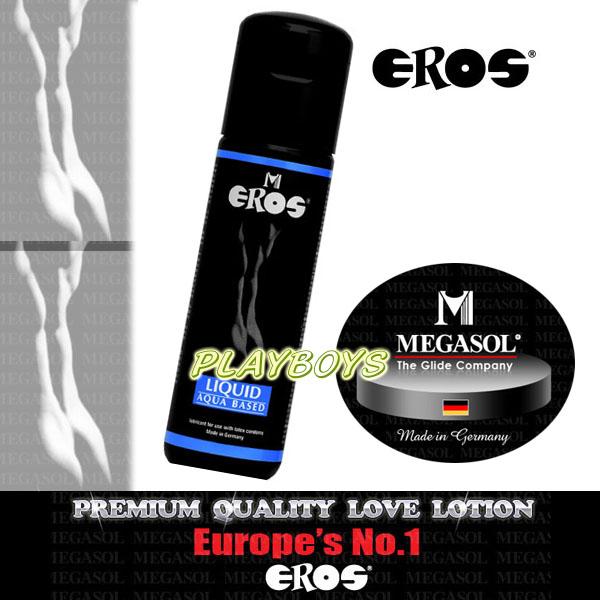 德國Eros-Liquid Aqua Baseds水性基底人體長效型潤滑液30ml.